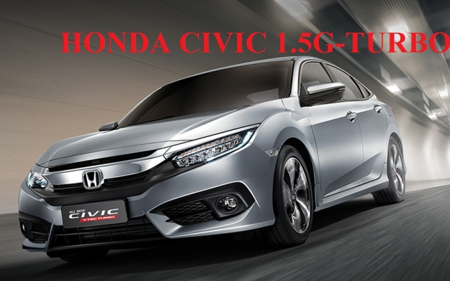 Honda Civic 1.5G-2019