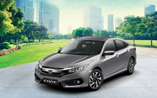 Honda Civic 1.8E-2019
