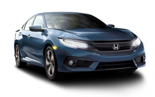 Honda Civic 1.5 Turbo 2019